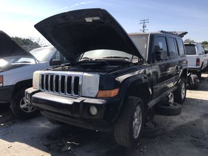 2006 Jeep Commander Part Out for Sale in Stockton, CA