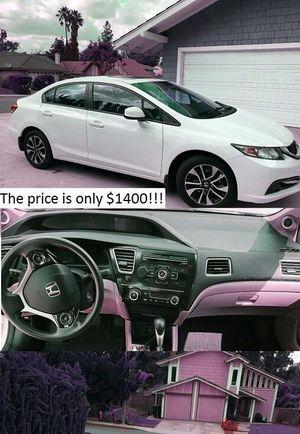 2013 Honda Civic Price$1400 for Sale in New York, NY