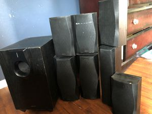 Onkyo Speakers for Sale in Anaheim, CA