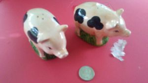 Pig Salt and Pepper Shakers. for Sale in Cairo, GA