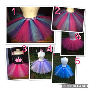 6 tutus ready for pu now for Sale in Fresno, CA
