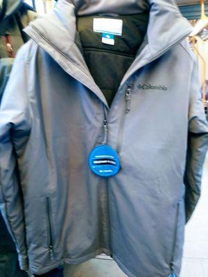 MENS COLUMBIA COAT orig. 150$ for Sale in Portland, OR