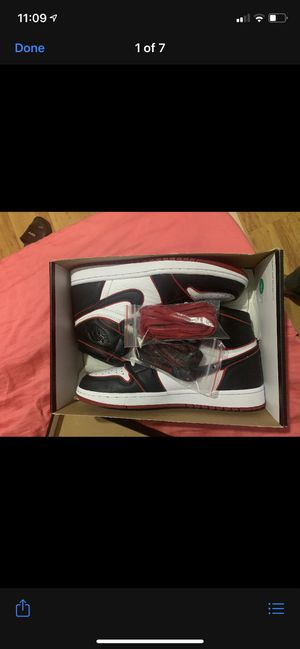 Jordan 1 bloodline size 9 🚨(NO TRADES)🚨 for Sale in Elk Grove, CA