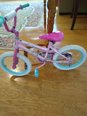16 huffy sea star bike for girls for Sale in Morrisville, NC