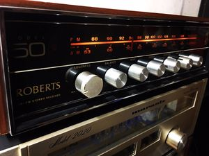 Vintage Akai Roberts Model 50 stereo receiver for Sale in Woodstock, GA