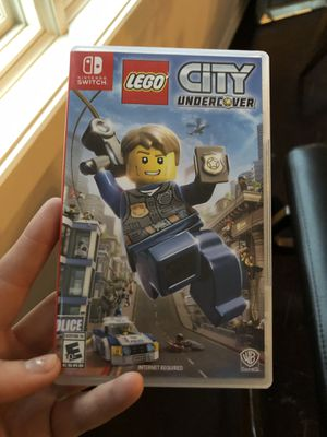 LEGO city Nintendo switch for Sale in Columbus, OH