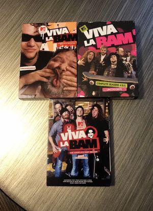 VIVA LA BAM - Complete MTV Series Season for Sale in Albuquerque, NM