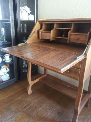 Antique Secretary s Desk for Sale in Walnut, CA