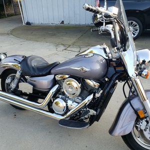 03 Kawasaki Vulcan 1600cc Classic for Sale in Fresno, CA