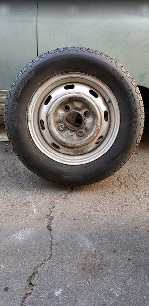 Vintage Volkswagen Wheel 15× 4.5 for Sale in Anaheim, CA