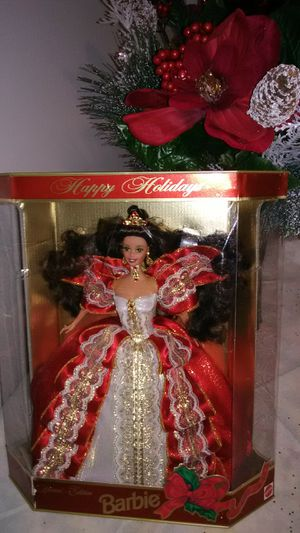 1997 Limited Edition Hallmark Barbie for Sale in Shelby, NC