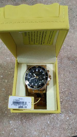 Invicta model 17254 46 mm case chronograph for Sale in Kirkland, WA