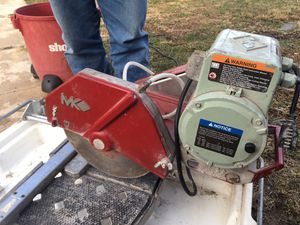 MK-101 Tile saw for Sale in Iberia, MO