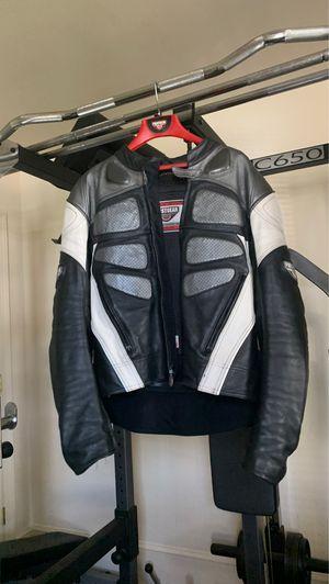 Leather First Gear Motorcycle Jacket for Sale in Upper Gwynedd, PA