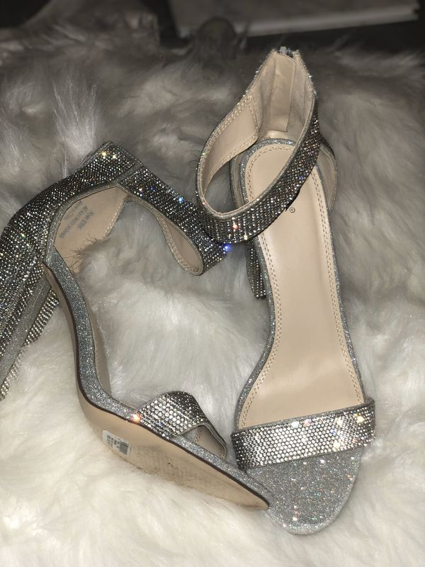 Diamond Sparkly Heels