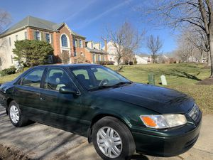 2001 Toyota Camry LE excellent condition for Sale in Silver Spring, MD