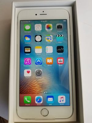 iPhone 6plus,64GB, Factory Unlocked for Sale in Springfield, VA