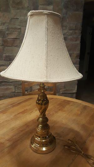 Brass lamp for Sale in Chandler, AZ