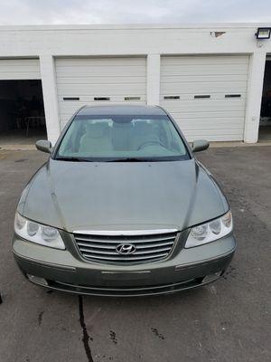 2007 Hyundai azera for Sale in Fort Worth, TX