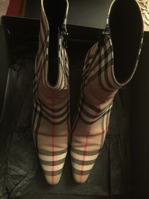 Burberry Boots Size 11 for Sale in Takoma Park, MD
