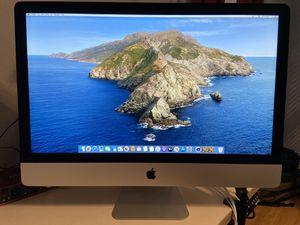2017 iMac 27inch 5K, i5 7600k, 16GB, 128gb SSD for Sale in Tampa, FL