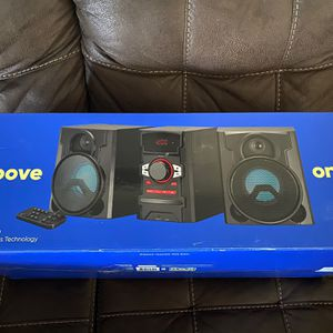 Onn Groove CD Stereo System for Sale in San Diego, CA
