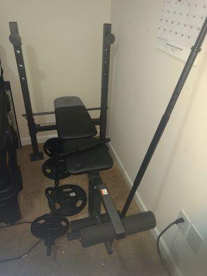 Walmart weight bench for Sale in Staunton, VA
