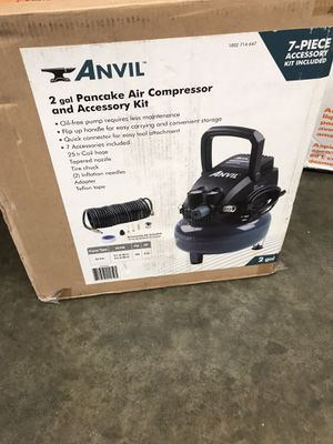 Anvil 2 gal air compressor for Sale in Temple City, CA