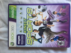 Kinect Sports and Adventure bundle for Sale in Springfield, VA