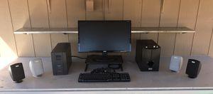 Laptop computer setup for Sale in Phoenix, AZ