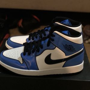 "Jordan 1 ""Signal Blue"" Size 9.5 for Sale in Lawrenceville, GA"