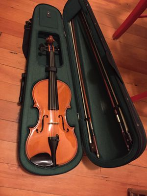 Romanian Student Violin full size (4/4)- Excellent condition for Sale in Portland, OR