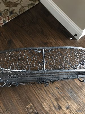 Metal pot hanging rack for Sale in Plano, TX