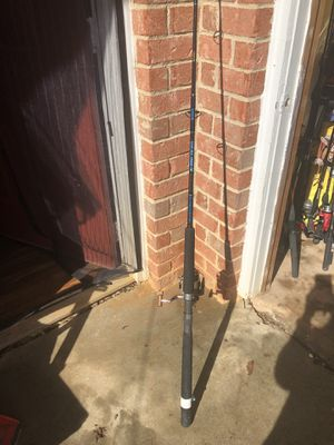 Fishing pole for Sale in Raleigh, NC