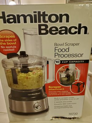Food processor for Sale in Renton, WA