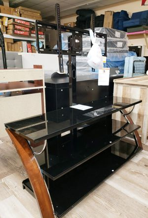 "NEW Whalen 3 in 1 Media TV Stand: Up to 65"" TV for Sale in Burlington, NJ"