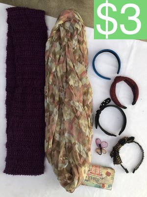 ACCESSORY BUNDLE (SELLING ALL FOR $3) for Sale in Norco, CA