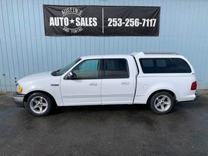 2002 Ford F-150 for Sale in Edgewood, WA