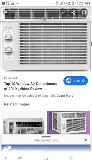 Brand new window ac for Sale in Bakersfield, CA