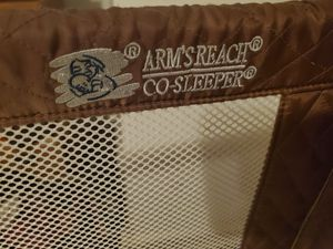 Arms reach co-sleeper for Sale in Coraopolis, PA