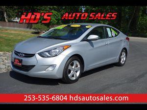 2012 Hyundai Elantra for Sale in Puyallup, WA
