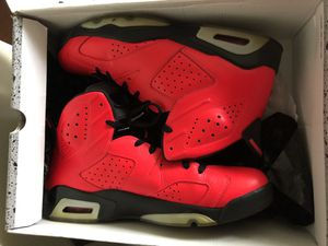 Air Jordan 6 retro infrared sz:12 for Sale in West Palm Beach, FL