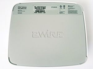 AT&T 2701HG-B 2Wire Wireless Gateway DSL Router Modem for Sale in Houston, TX