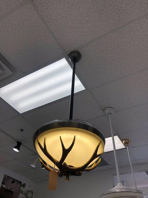 Antler Fan Light for Sale in Tamarac, FL