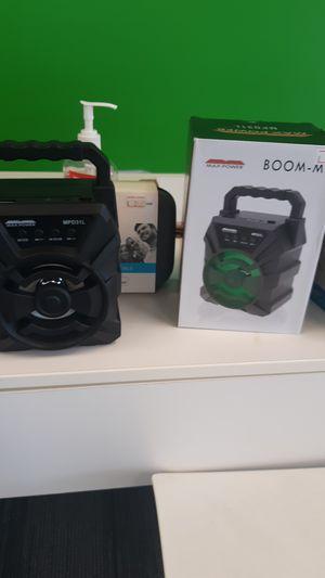 Bluetooth speaker for Sale in Wichita Falls, TX