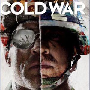 Call Of Duty Cold War READ DESCRIPTION for Sale in San Leandro, CA