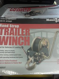 Trailer Winch for Sale in Vancouver,  WA