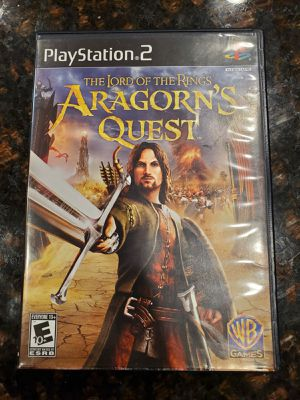 Aragorns quest for PS2 for Sale in Brooklyn Park, MD