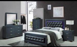 Brand new queen size bedroom set $599 for Sale in Hialeah, FL