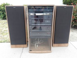 Sony Home Stereo System for Sale in Salinas, CA